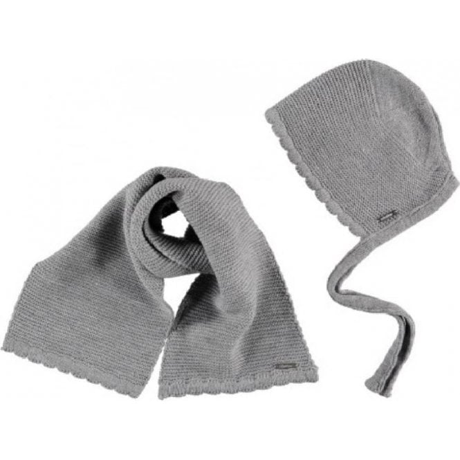 AliOli Kids Baby Bonnet and Scarf
