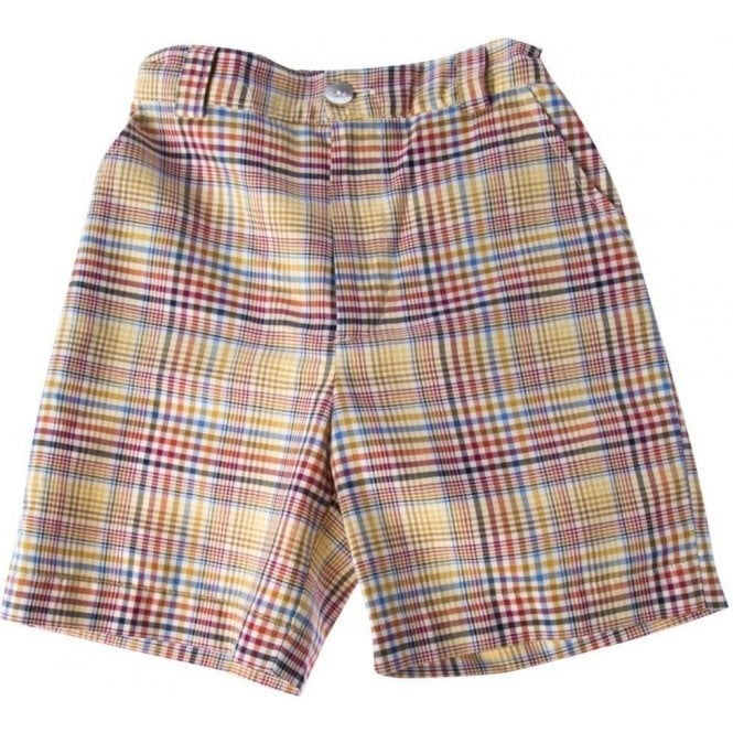 AliOli Kids Barceloneta Boys Shorts