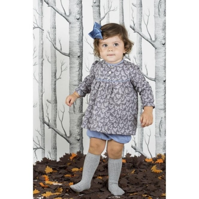 AliOli Kids Blue bloomers