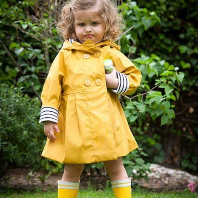 AliOli Kids Chloe Girls Raincoat
