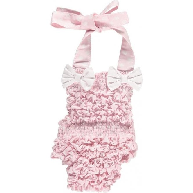 AliOli Kids Frilly baby swimsuit