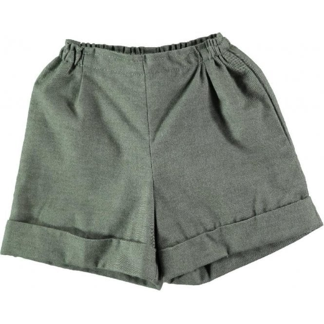 AliOli Kids Girl grey shorts