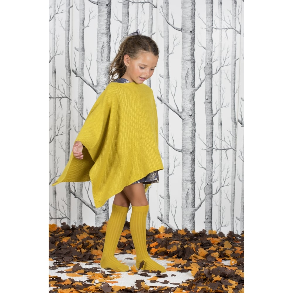 AliOli Kids knitted poncho