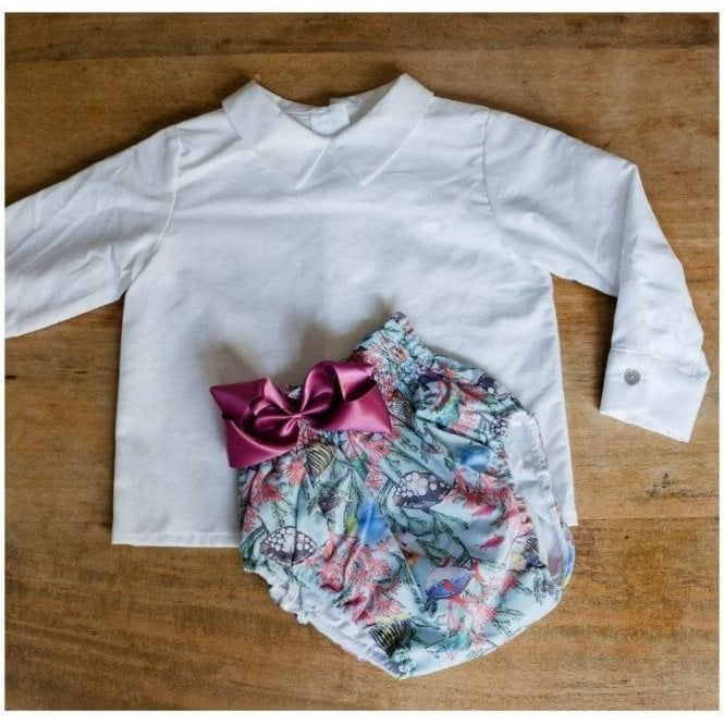 AliOli Kids Sea creature bloomers
