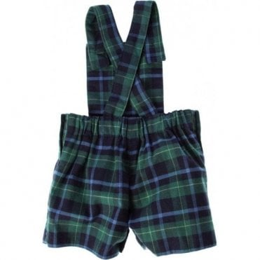 Baby Boy Romper Shorts