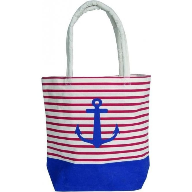 Batela Nautical Canvas Handbag