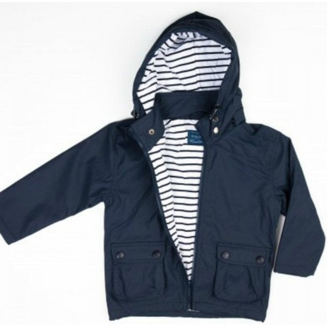 AliOli Kids Blue Raincoat