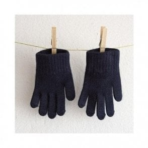 Childrens Gloves - Navy