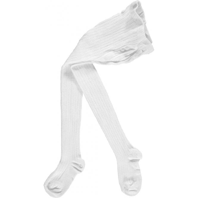 Condor Childrens Tights White