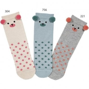 Little bear socks