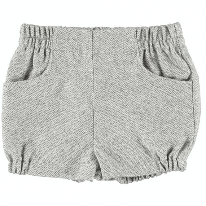 Fina Ejerique Baby boy grey shorts