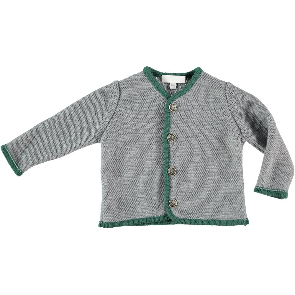 Knitting Jacket For Boy : Fina ejerique baby boy knitted jacket from