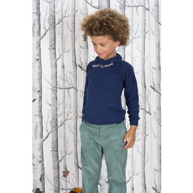 Fina Ejerique Boys green trousers