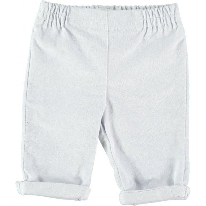 Fina Ejerique Duck egg blue baby trousers