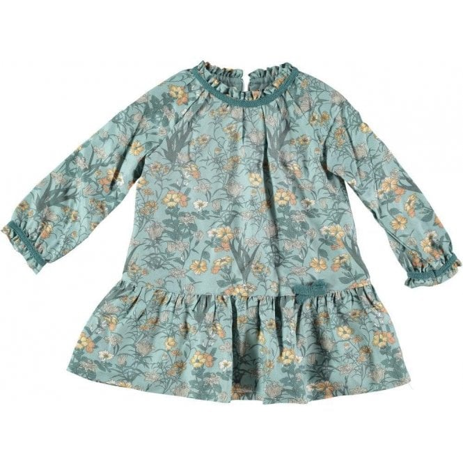 110f80ee4541 Fina Ejerique Girls garden dress - Fina Ejerique from Alioli Kids UK