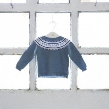 Prince George wool jumper